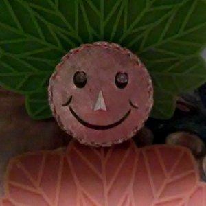 SMILEY Pin/Pendant